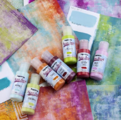 Fresco Chalk Acrylics {FULL SET of 96 paints}